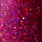Rhodonite - NeVerMind Polish Nail Polish - Holographic Glitter  Crelly  Jelly Gift
