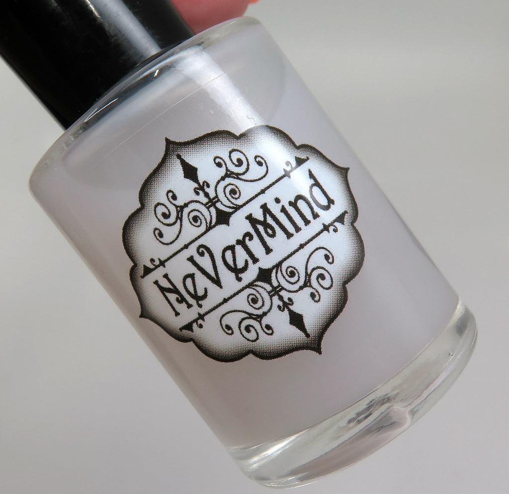 Mattefy Me - NeVerMind Polish Nail Polish - Holographic Glitter  Crelly  Jelly Gift