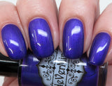 Something Wicked - NeVerMind Polish Nail Polish - Holographic Glitter  Crelly  Jelly Gift