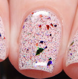 Makers Dozen - I Put A Spell On You - NeVerMind Polish Nail Polish - Holographic Glitter  Crelly  Jelly Gift