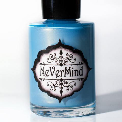 Raziel - NeVerMind Polish Nail Polish - Holographic Glitter  Crelly  Jelly Gift