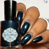 Beautiful Disaster - NeVerMind Polish Nail Polish - Holographic Glitter  Crelly  Jelly Gift