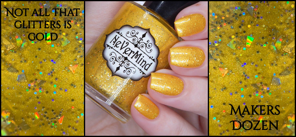 nevermind polish myths and magic collection