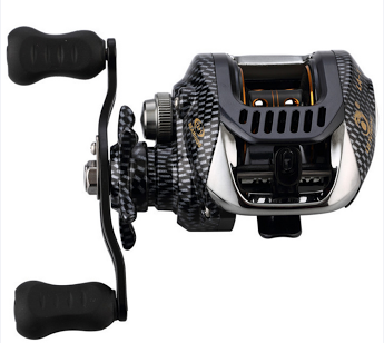 RAH 12+1 Ball Bearings Bait Casting Reel. Aluminum Spool. 6.3:1 Ratio - RAH Tackle™