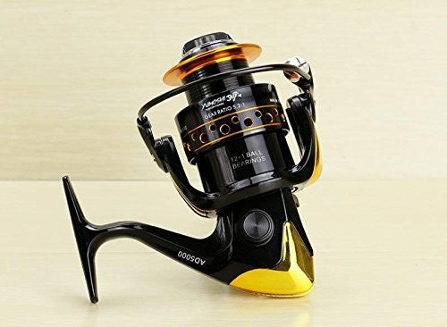 RAH Spinning Reel AD3000 | 12+1 Ball Bearing - RAH Tackle™