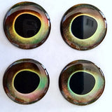 RAH 3D Epoxy Eyes (60 Pack) For Fly Tying, Fishing Lures, & Crafts!