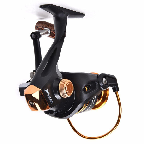 RAH YA4000 Series Spinning Reel | 12+1BB Ball Bearings | 5.5:1 Gear Ratio