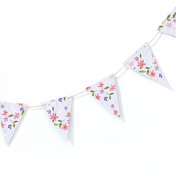 Spring Flowers | Banner (11 pieces)
