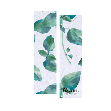 Imperfect | Bookmark Basil