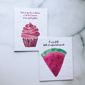 Sweet Duo | Card