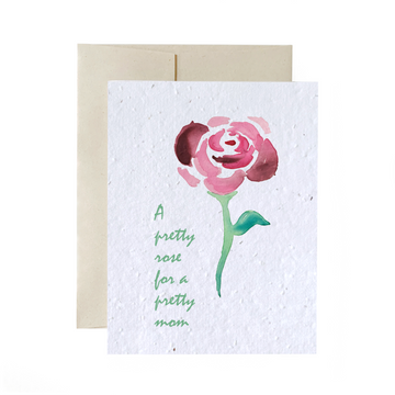 Pretty Rose | Card