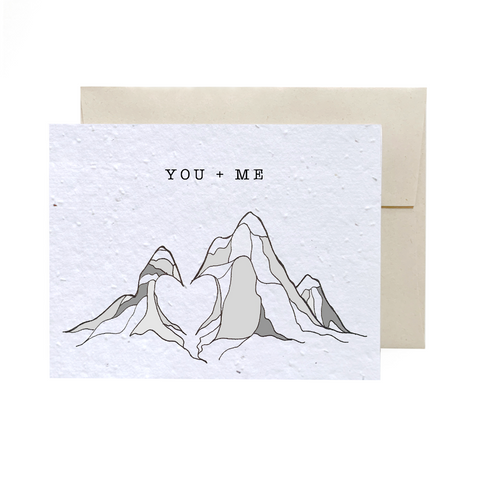 You + Me | Card