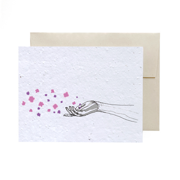 Handful of Flowers | Card
