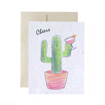 Happy Cactus 2 | Card