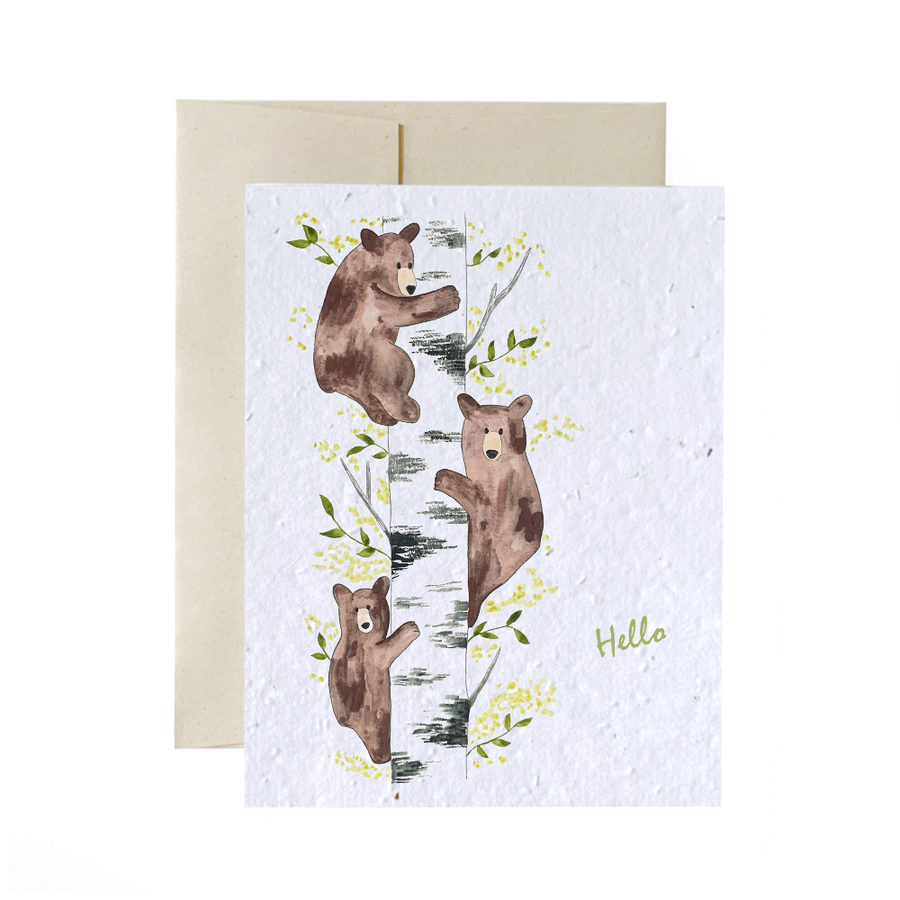 Little Bears | Card