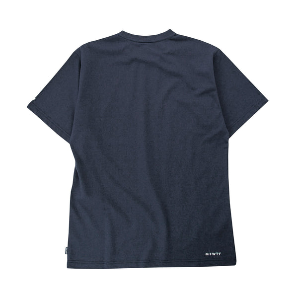 Norwood T-Shirt, Essex Blue - days off