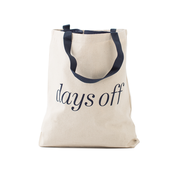 Owen Tote Bag - days off