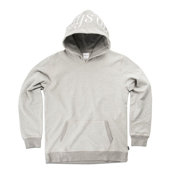 Brooks Pullover Hoodie, Shore Grey - days off