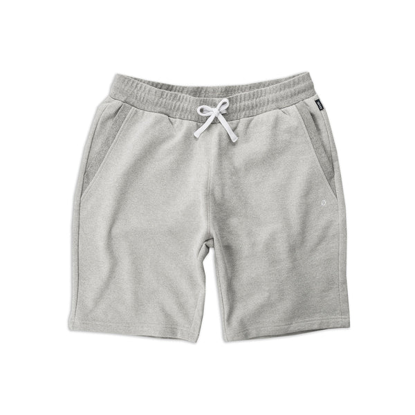 Lincoln Sweatshorts, Shore Grey - days off