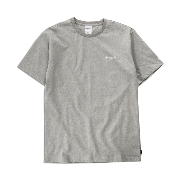 Norwood T-Shirt, Shore Grey - days off