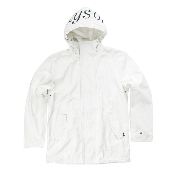 Bennett Tyvek Jacket, Ivory - days off