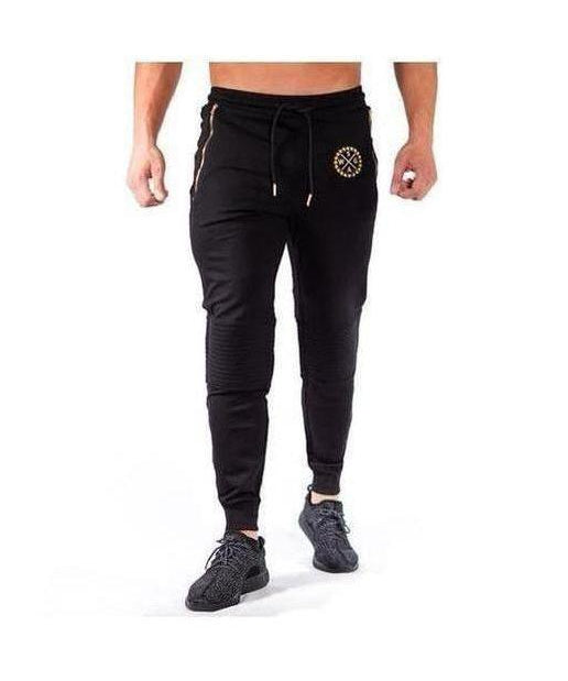Image of Squad Wear Padded Joggers Black