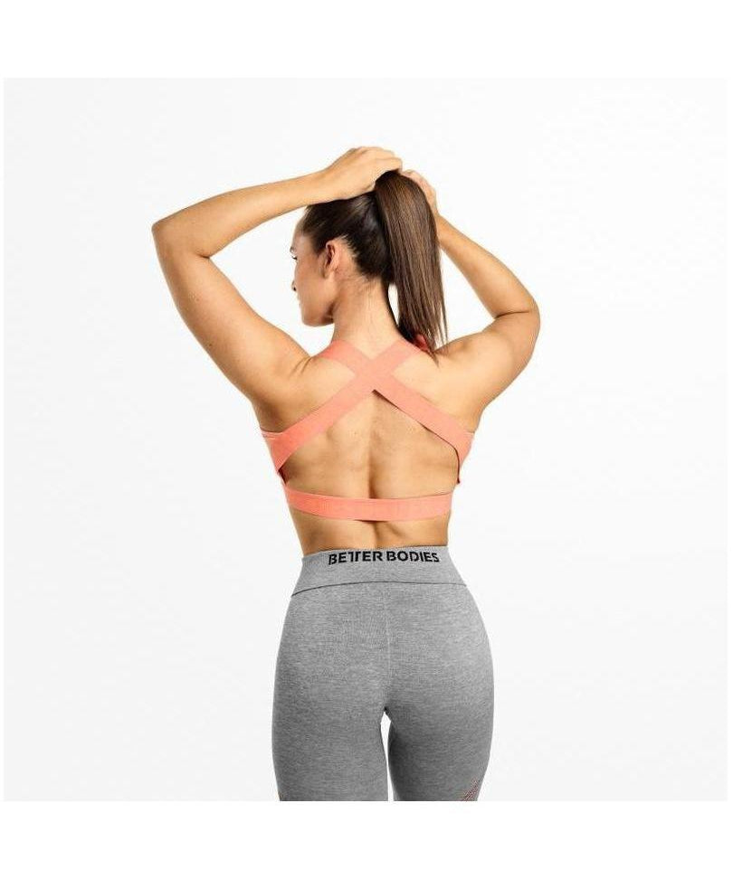 Better Bodies Waverly High Waisted Leggings Grey-Better Bodies-Gym Wear
