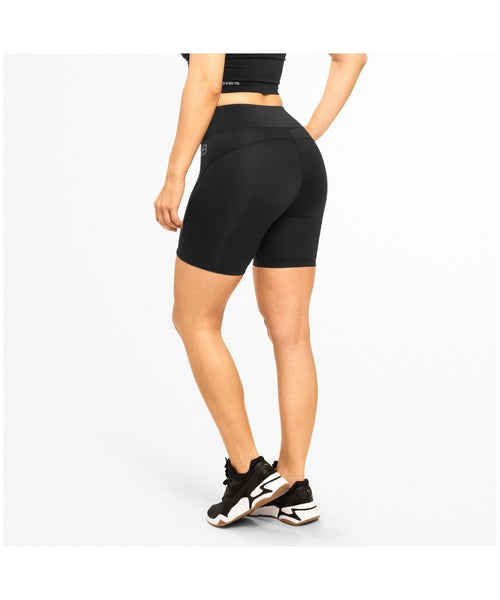 Better Bodies Chrystie Shorts Black-Better Bodies-Gym Wear