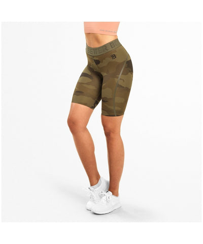 Better Bodies Chelsea Shorts Green Camo