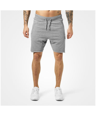 Better Bodies Hudson Sweat Shorts Grey
