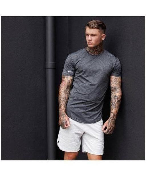 Echt Impetus Dry T-Shirt Obsidian-Echt-Gym Wear