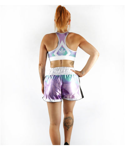 Combat Dollies Smoking Candy Fight Shorts