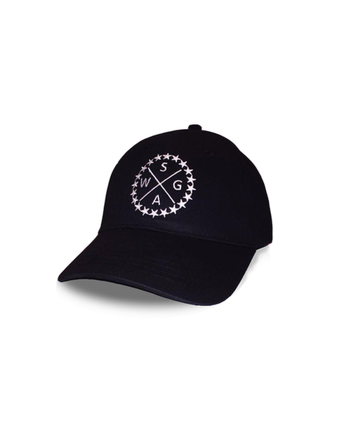 Squad Wear Logo Signature Cap-Squad Wear-Gym Wear