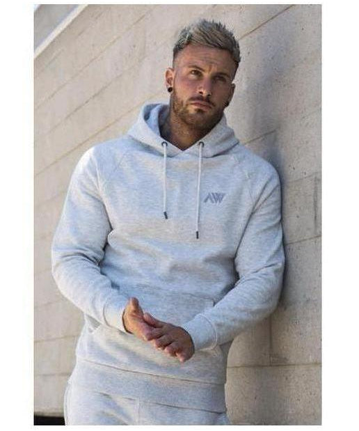 Image of Aspire Wear Luxe Hoodie Space Grey