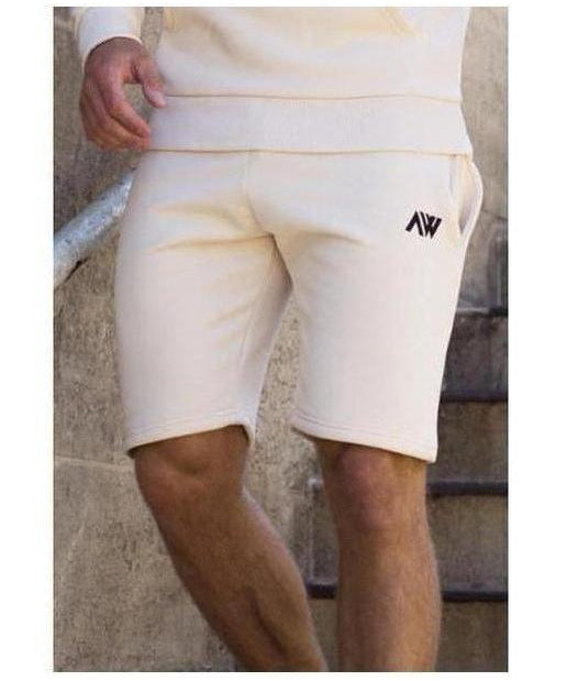 Image of Aspire Wear Luxe Shorts Sand
