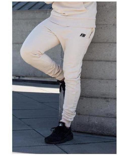 Image of Aspire Wear Luxe Joggers Sand