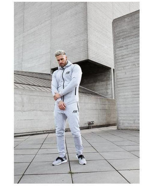 Aspire Wear Tech 2.0 Joggers Lunar Grey-Aspire Wear-Gym Wear
