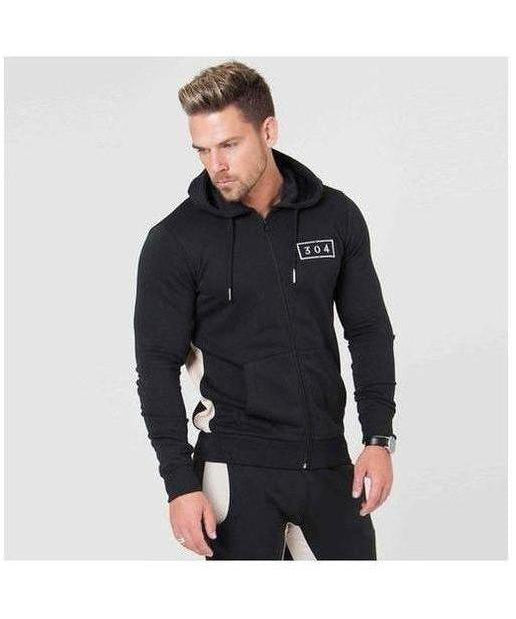 Image of 304 Clothing RJ Hoodie Black
