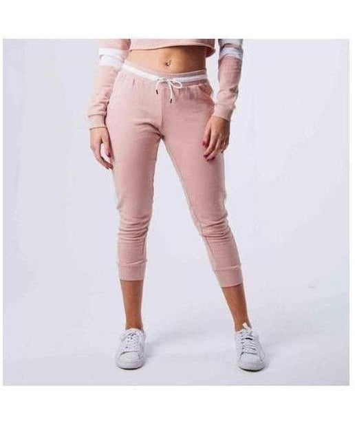 304 Clothing Womens Club Jogger Rose