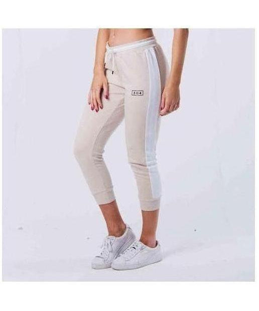 304 Clothing Womens Club Jogger Sand