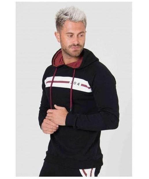 Image of 304 Clothing Jackson Hoodie Black