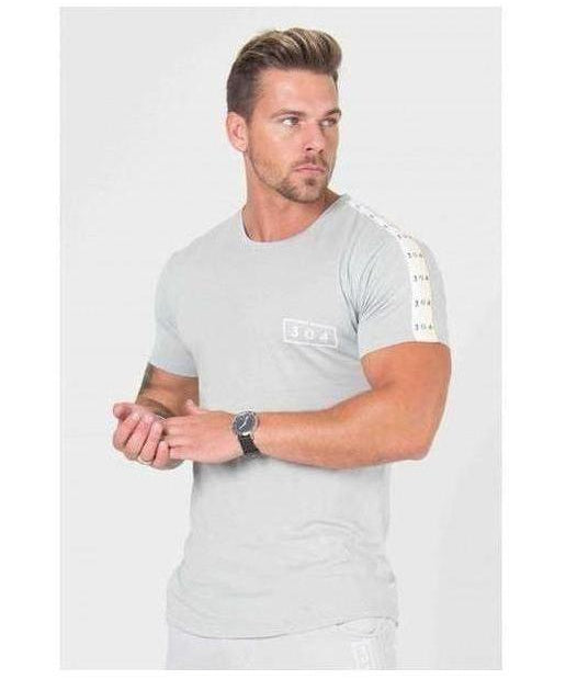 Image of 304 Clothing Cult T-Shirt Grey