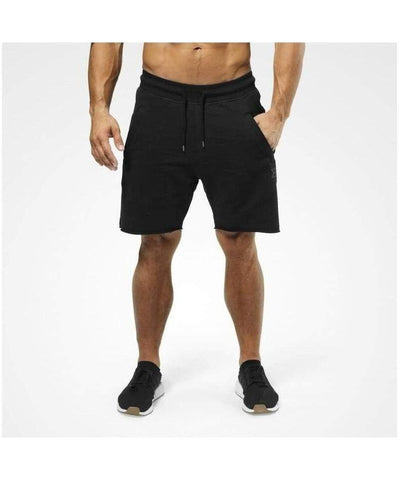 Better Bodies Hudson Sweat Shorts Black