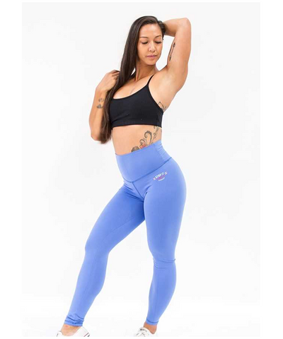 Stop It I Like It High Waisted Scrunch Leggings Bondi-Stop It I Like It-Gym Wear