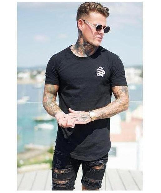 Image of Sinners Attire Core T-Shirt Black
