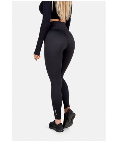Famme Essential High Waisted Leggings Black