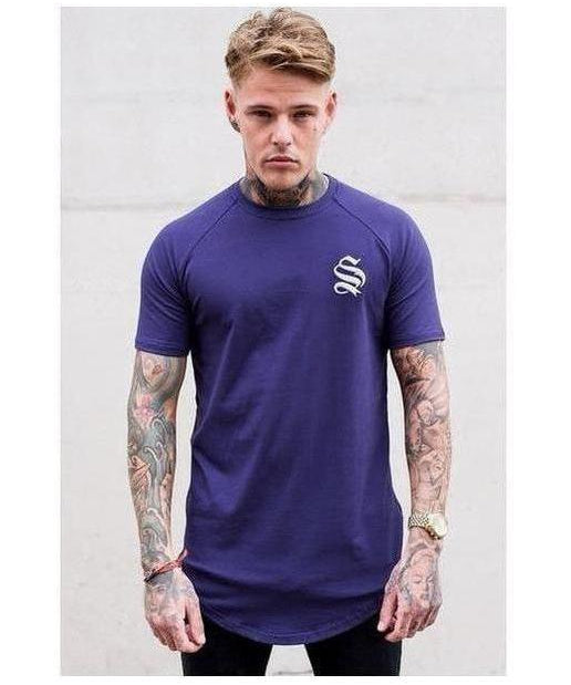 Image of Sinners Attire Core T-Shirt Navy