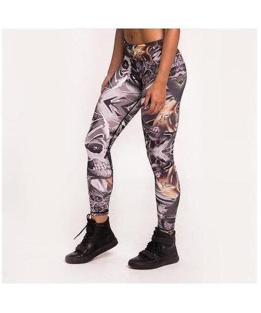 Image of Graffiti Beasts Costwo Fitness Leggings