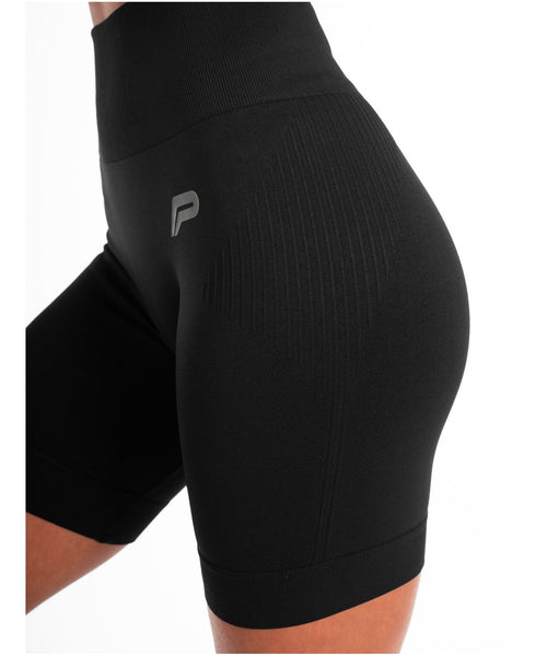 Pursue Fitness ADAPT Seamless Shorts Blackout