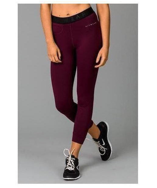 Image of Fitwear Vivid Leggings Purple